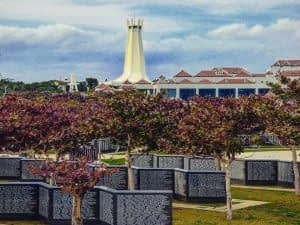 The Peace Memorial Park war in okinawa