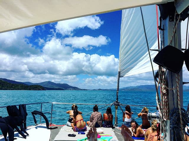 Package tours whitsunday