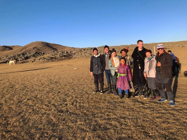package tour mongolia