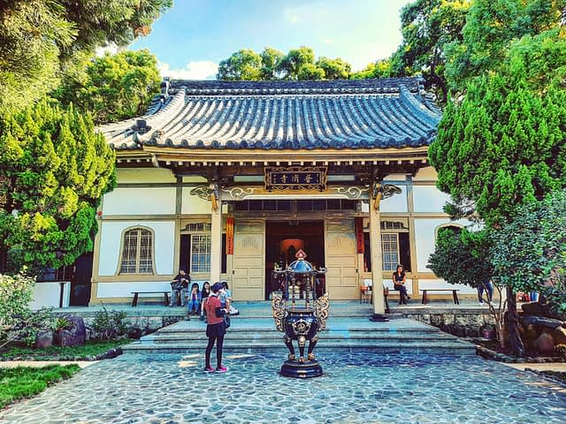 Puji temple beitou itinerary