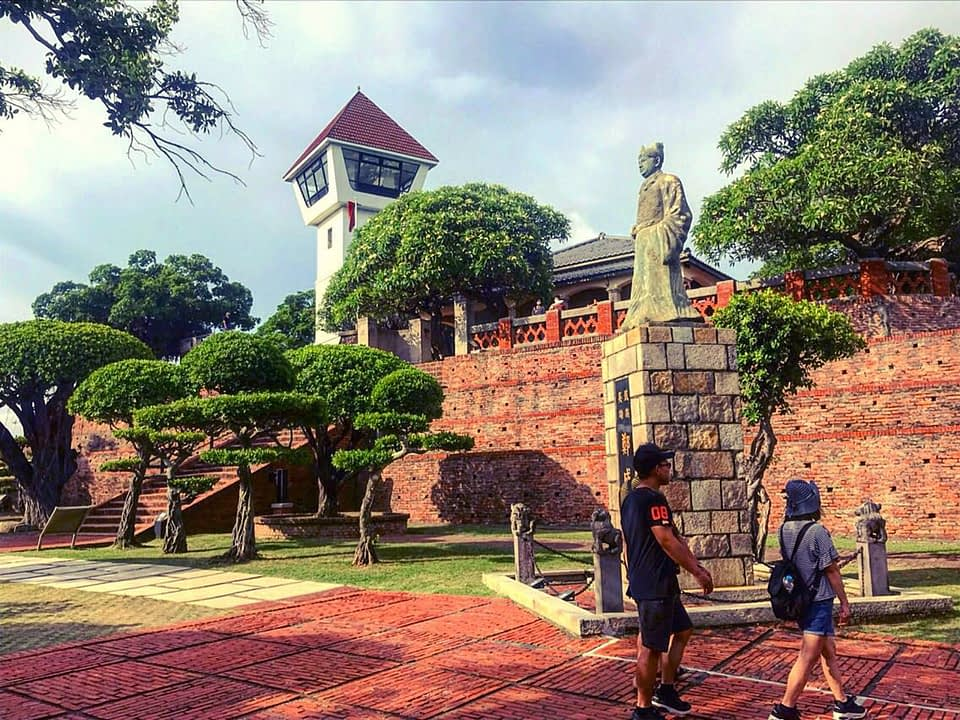 anping old fort tainan highlights