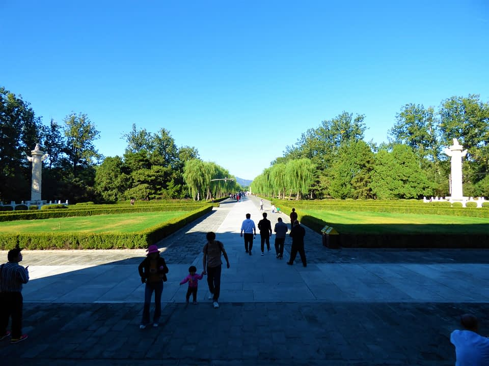 ming tombs guide